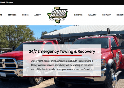 South Plains Towing
