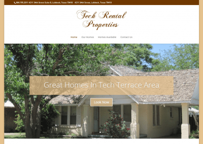 Tech Rental Properties
