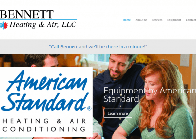 Bennet Heating & Air, llc